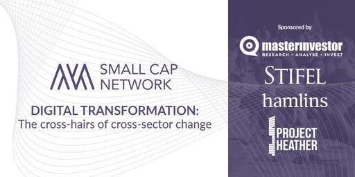 Digital Transformation: The cross-hairs of cross-sector change