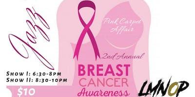 October Breast Cancer Awareness Jazz Night @ Cornbread-Maplewood (Show 2: 8:30PM- 10PM)