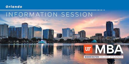 UF MBA Orlando Information Session
