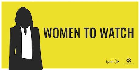 Sprint Presents: Women to Watch with Julie Gronquist-Blodgett tickets