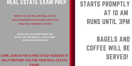 Real Estate Licensing Study Session  tickets