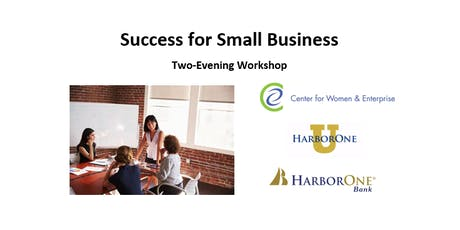 CWE Rhode Island - Success for Small Business (Tue & Wed) tickets