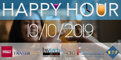 Happy Hour with bwtech Sponsors
