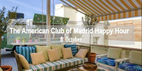 The American Club of Madrid Happy Hour tickets