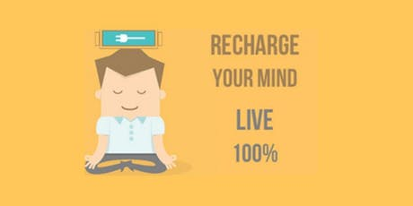 Meditate: Recharge Your Mind tickets