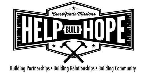 HOUSE BUILD (Help Build Hope)