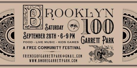 Brooklyn 100 Centenary Celebration! tickets