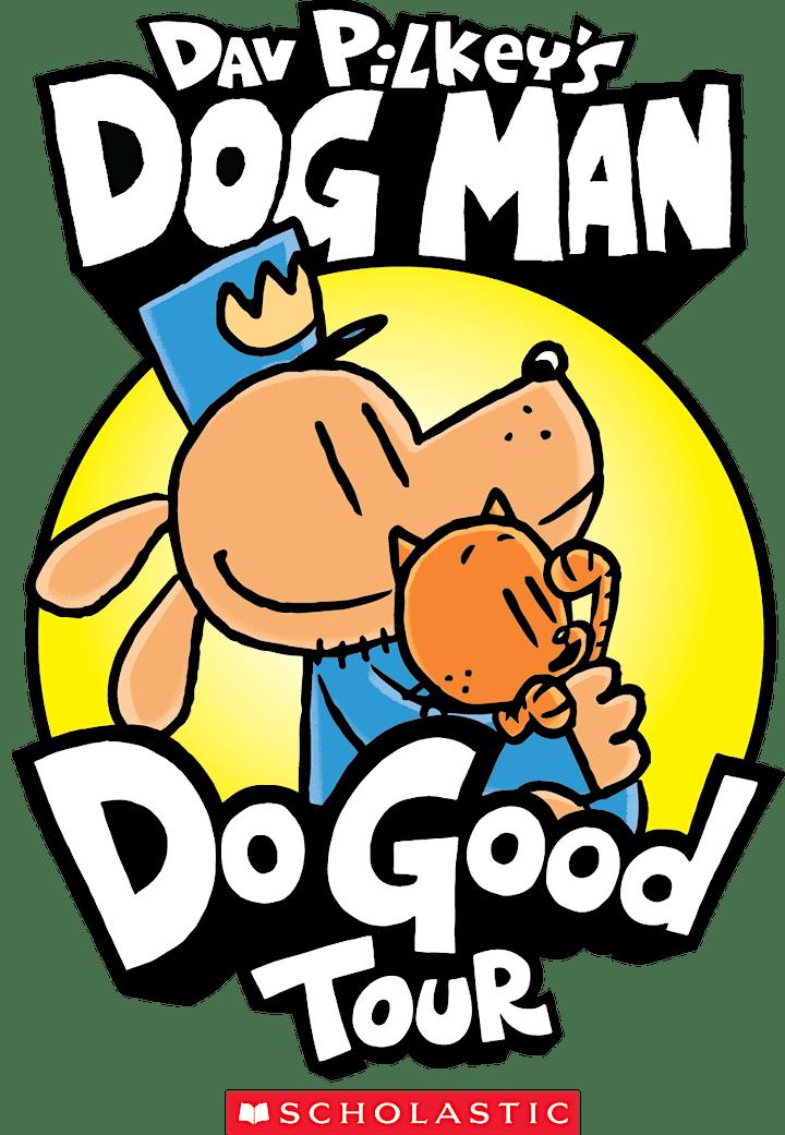 NBF Presents: Dav Pilkey | DOG MAN: FOR WHOM THE BALL ROLLS image