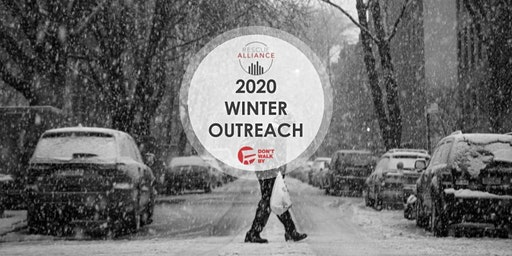 Don't Walk By 2020 - Downtown Outreach