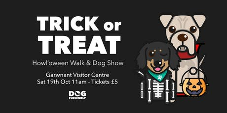 Trick or Treat Trail and Dog Show - Merthyr tickets