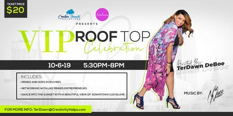 VIP Rooftop Celebration  tickets