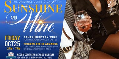 Sunshine and Wine: The Original Classic Day Party