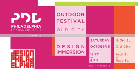 Outdoor Festival | DESIGN IMMERSION tickets