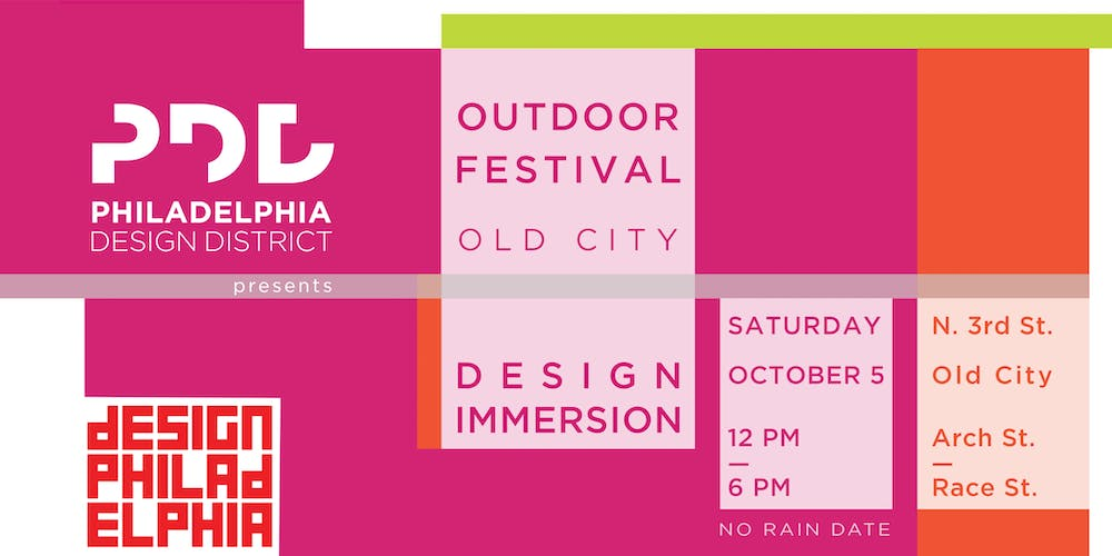 Outdoor Festival | DESIGN IMMERSION Tickets, Sat, Oct 5 ...