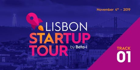 Lisbon Startup Tour 1: Unbabel, Seedrs, Feedzai tickets