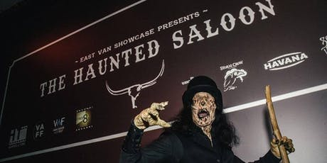 The Haunted Saloon 2019 tickets