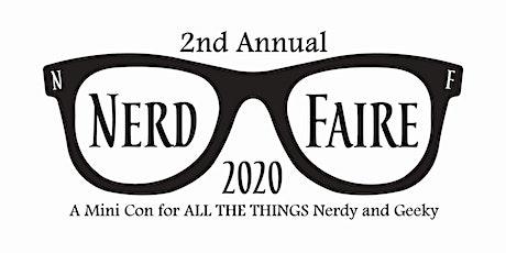 NerdFaire Con! 2020 tickets