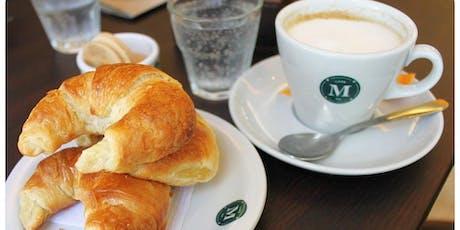 Mi Primer Café con Leche entradas