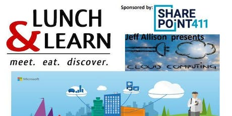 Lunch & Learn-Discover Microsoft Cloud Solutions tickets