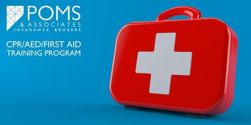 NSC - CPR/AED/First Aid Training Program