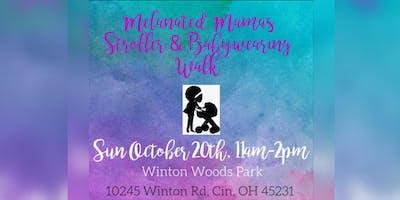 Melanated Mamas Stroller & Babywearing Walk