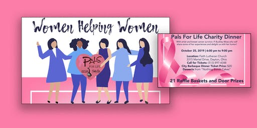 Women Helping Women:Pals for Life Charity Dinner