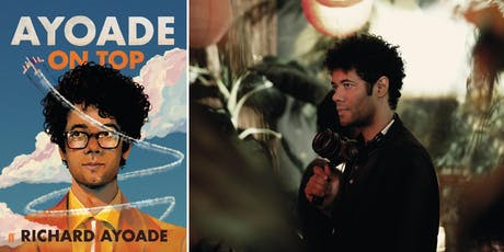 Richard Ayoade Lunchtime Signing Session tickets