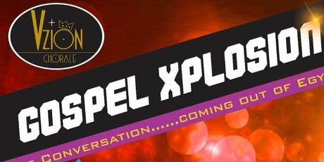 GOSPEL XPOLOSION! The Conversation tickets