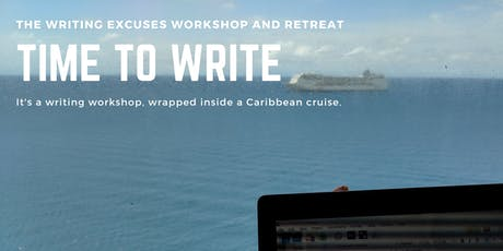 The Writing Excuses Conference 2020 - Deposit Only tickets