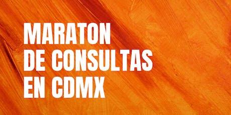 Leandro Taub: Maratón de Consultas en CDMX - Octubre 2019 tickets