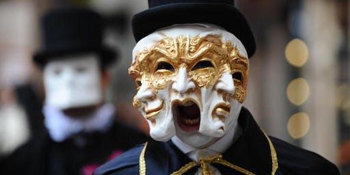 """""""Peccato Originale"""" - Venetian Masquerade Ball"""