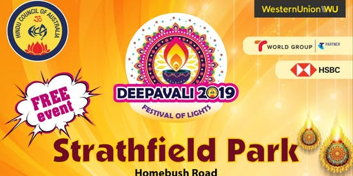 Deepavali Event 2019 @Strathfield Park