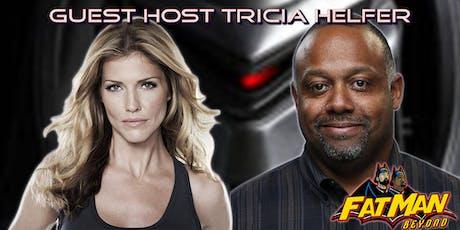 BLACKMAN BEYOND w/ Marc Bernardin & Guest Star TRICIA HELFER 10/22 tickets