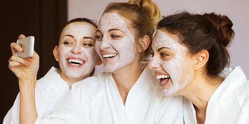 Mini Facials with Industry 28