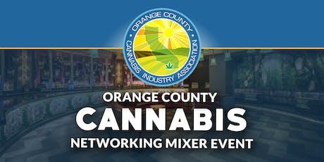 Orange County Halloween Cannabis Mixer tickets