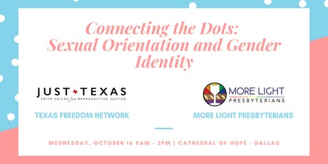 Connecting the Dots: Sexual Orientation & Gender Identity Training -Dallas tickets