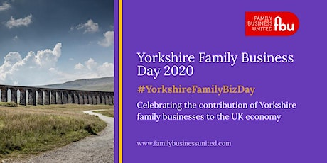 Yorkshire Family Business Day 2020 tickets