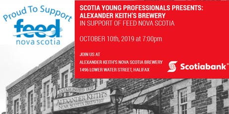 ABI in support of Feed Nova Scotia tickets