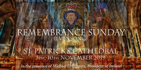 Annual Remembrance Sunday Service (Evensong) tickets