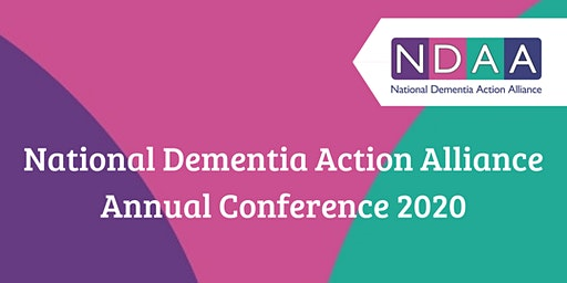 National Dementia Action Alliance Annual Conference 2020