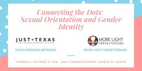 Connecting the Dots: Sexual Orientation & Gender Identity Training - Austin tickets