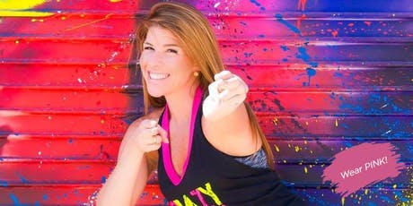 Zumba Mondays Go Pink In October ft. Gaby Jurado tickets