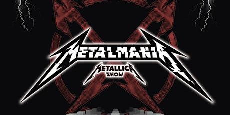 Metalmanía en la Sala Master de Vigo entradas