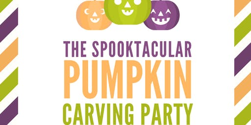 Spooktacular Pumpkin Carving Party