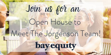 Join Us for an Open House! tickets
