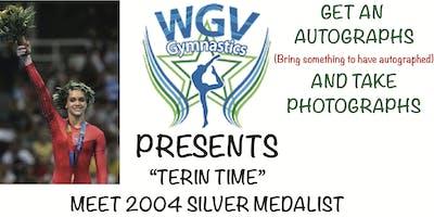 """Terin Time"" with Olympian Terin Humphrey"