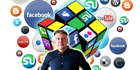 Social media marketing workshop Saturday 19th October tickets
