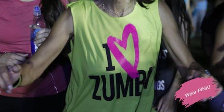 Zumba Mondays Go Pink In October ft. Ross tickets