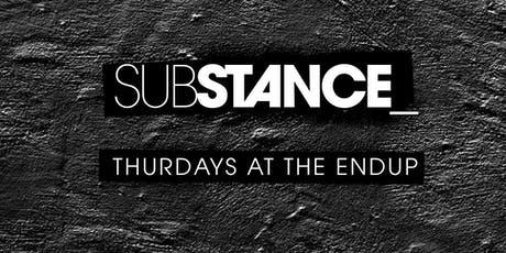 Substance 12 Hr Halloween Jam tickets