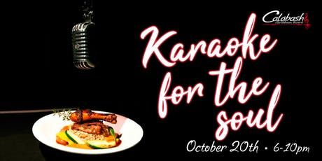 Karaoke for the Soul! tickets